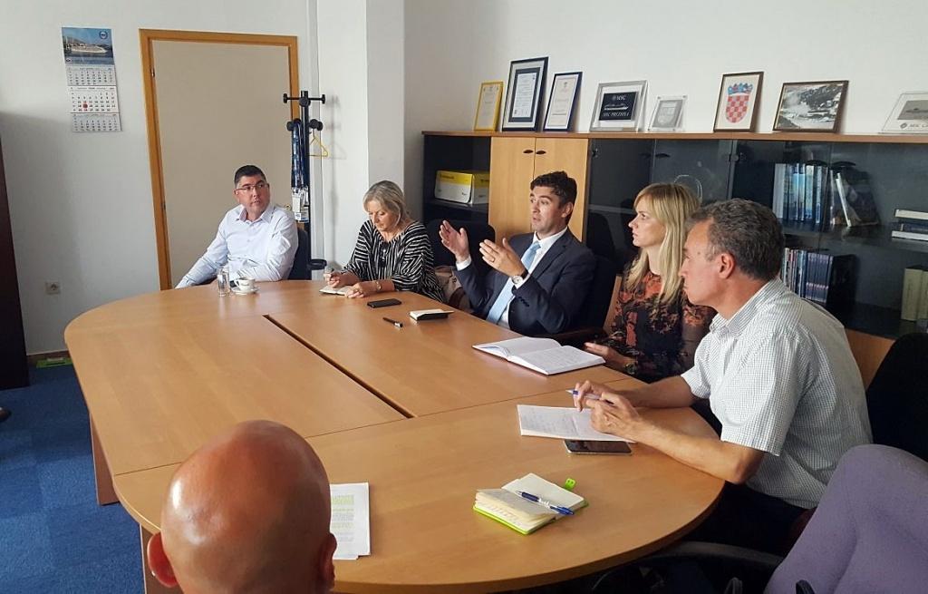 Poruka malim dioničarima: Luka Dubrovnik Gradu je od strateškog interesa
